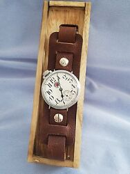 Beautiful 1924 Northern Pacific Railway Watch Perfect Working Condition