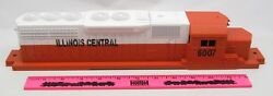 Lionel Shell 6007 Illinois Central Diesel Shell