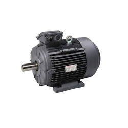 60 Hp 45kw 1000 Rpm 6 Pole Foot Mount B3 280m 3 Phase Electric Motor