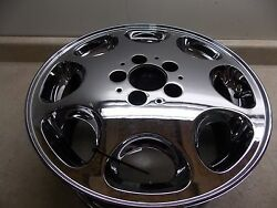 1997 Mercedes Benz SL320 R129 Wheel (CHROME) Part # 124 401 14 02 *