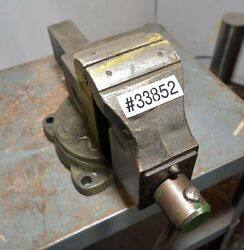 Chas Parker 4 Inch Vise Inv.33852