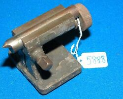 Adjustable 3 Inch Center For Optical Comparator Inv.5888