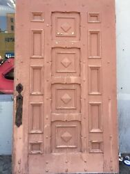 Front Door Spanish Revival Mission Style 48x82-1/2