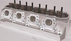 Trickflow Twisted Wedge Sbf 225cc Cylinder Heads 65cc 1.550 Valve Springs