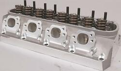 Trickflow Twisted Wedge Sbf Race 225cc Cnc Ported Cylinder Heads 65cc Titanium