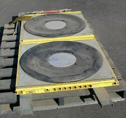 Rolair Flotation Air Pads Condition B+ To A- Inv.673