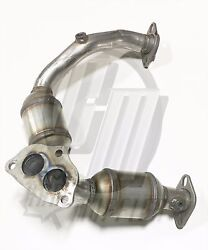 Ford Ranger 4.0l Front Catalytic Converter 2001-2003 Obdii Heavy Duty 15h44-710