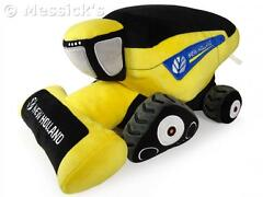 New Holland Plush Toy Combine For Children. Uhk1120. Uh Kids
