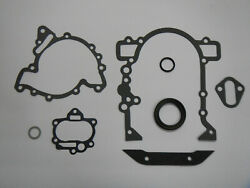 Buick 215 300 V8 Timing Cover Gasket Set Complete 61 62 63 64 65 Early 66 Best
