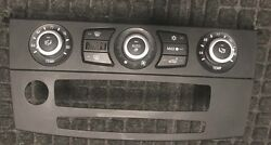 2008-2010 BMW Climate Control 64119177715-01 Fast Free Shipping!!
