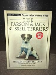 The Parson and Jack Russell Terriers by Sheila Webster Boneham Hardcover