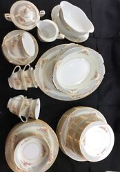 Danube 8 Piece China Set By Kingand039s Court