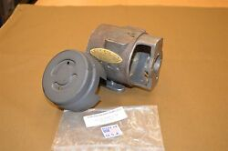 Antique Motorcycle Harley Jdh Jd A B C Generator End Cover 1924 1925 All Models