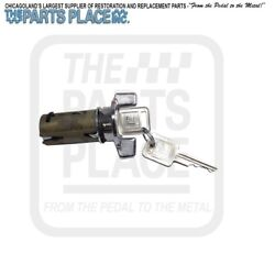 1969-78 Gm Cars Ignition Lock Cylinder Without Red Dot Coded E Key
