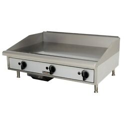 Toastmaster Tmgm36 36-inch Countertop Gas Griddle Ul
