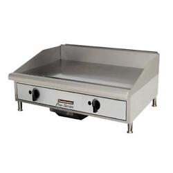 Toastmaster Tmgm24 24-inch Countertop Gas Griddle Ul