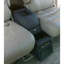 Vertically Driven Products Deluxe Catch All Ultimate Console For Jeep 76-95van
