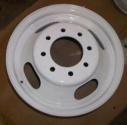 16in Chevy Gmc Express 3500 4500 Steel Wheel Dually Rim Accuride 32100 22820200