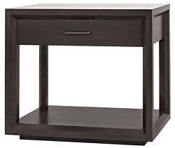 32 Set Of Two Side Table Night Stand Solid Mahogany Wood Traditional Wood 6573