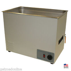 New Sonicor 7.0 Gal Tabletop Ultrasonic Cleaner, 20 X 12 X 8, W/timer, S-401t