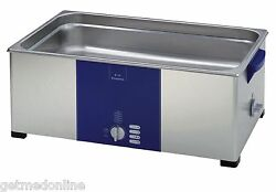 New Elma Sonic S150 3.75 Gal Ultrasonic Cleaner For Labs, Clinics, Hospitals