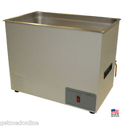 New Sonicor 7.0 Gal Tabletop Ultrasonic Cleaner, 20 X 12 X 8, No Timer, S-401