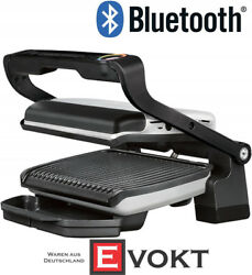 Tefal GC730D Optigrill Smart Bluetooth Contact Grill Genuine Best Gift New