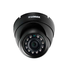 Lorex Lne4322b 4mp Hd Ip Dome Camera With Color Night Vision Hevc 2k