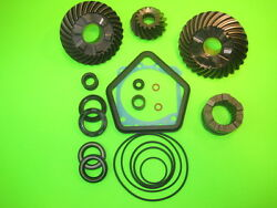 Yamaha Lower Unit Gear Set And Seal Kit 1990-2003 200-300hp 2 Stroke R157