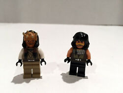 LEGO Star Wars: Eeth Koth and Quinlan Vos: Republic Frigate 7964 Rare. Retired.