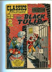 Classics Illustrated 73 Affordable Grade Original Ed. Action Packed Cover