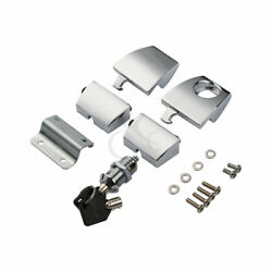 Premium Tour Pak Latches For Harley Touring Electra Road Street Glide 2006-2013