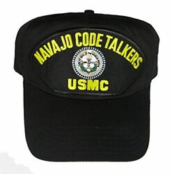 Usmc Marine Corps Navajo Code Talkers Hat Cap World War Two Wwii Indian Tribe