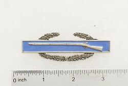 Usa Ww2 Combat Infantry Badge, Sterling