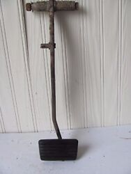 Vintage Jeep Brake Pedal May Fit Early Cj Jeeps Or Other.
