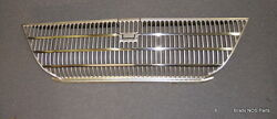 Nos New Car Take Off 1963 Chrysler Newport New Yorker Grille Assy 2445088