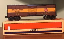 Lionel Trains 6-5216 Milw Boxcar 21027 With Ctt Logo
