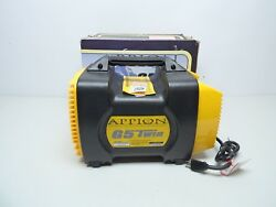 New Open Box Appion G5 Twin Cylinder Condenser Refrigerant Recovery Machine
