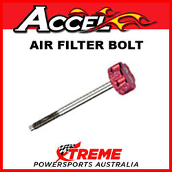 Accel Honda Crf150r 1996-2018 Red Air Filter Bolt 52.afb-01andnbsp