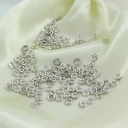 Wholesale Sterling Silver Open Jump Rings All Sizes Bulk Lots