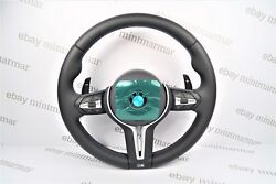 New BMW 3 Series F30 Heated Steering Wheel with Shift Paddles M3 M4 F80 3170