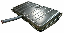 68 And 69 Nova/chevy Ii Gas-fuel Tank Oe Style Finish Direct Fit Steel Tank Gm46a