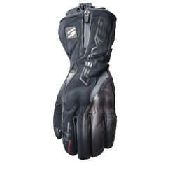 NEW FIVE HG1 Waterproof Winter HEATED Motorcycle Gloves