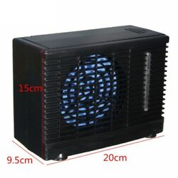 12V Portable Home Car Cooler Cooling Fan Water Ice Evaporative Air Conditioner D