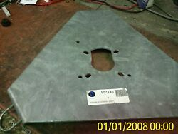 LOT AMERICAN TOWER 102146 ACCESSARY SHELF FOR ROTOR 45N AND 55N HARDWARE NOS