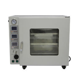 3.2 Cf 90l Vacuum Oven W/ 3 Plates With 3 Independent Temperature Controllers