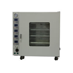 7.5 CF 90L Vacuum Oven w 5 Plates with 5 Independent Temperature controllers