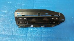 TOYOTA COROLLA HeatAC Controller (Sdn) automatic climate control 17