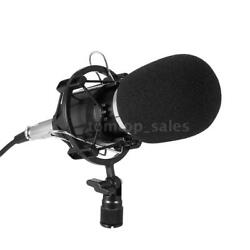 Pro Studio Broadcasting Recording Condenser Microphone Plug and play BM700 C4R1