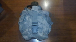 Molle Ii 1 Quart Canteen And General Purpose Pouch Used Condition Digital Acu